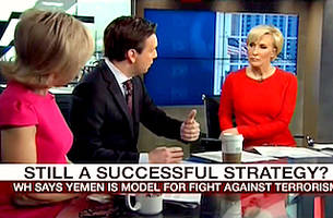 MSNBC Panel Presses Earnest: Shouldn't You Stop Calling Yemen a Success Story?